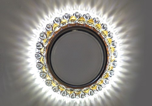 Светильник GX53 L194 – коричневый