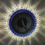 Светильник GX53 L291 – синий