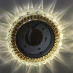 Светильник GX53 L294 – коричневый