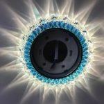 Светильник GX53 L297 – бирюзовый