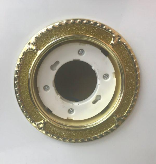 Светильник GX53 – золото-золото