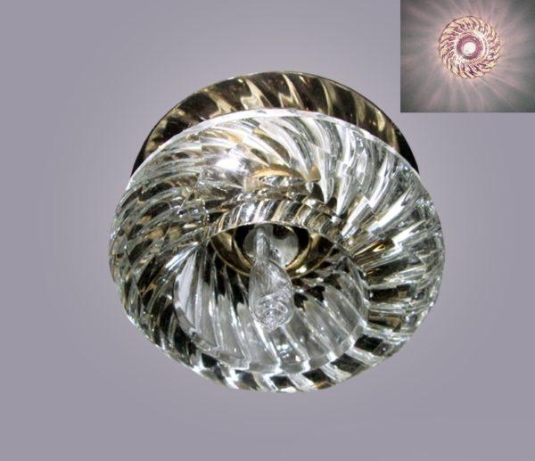 Светильник L17 – золото