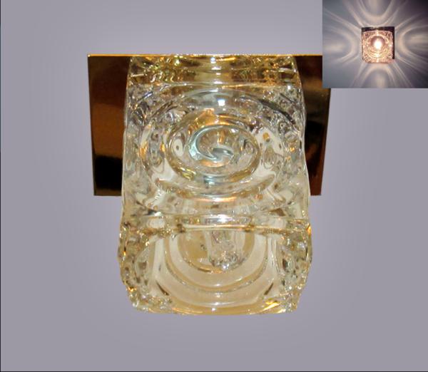 Светильник L19 – золото