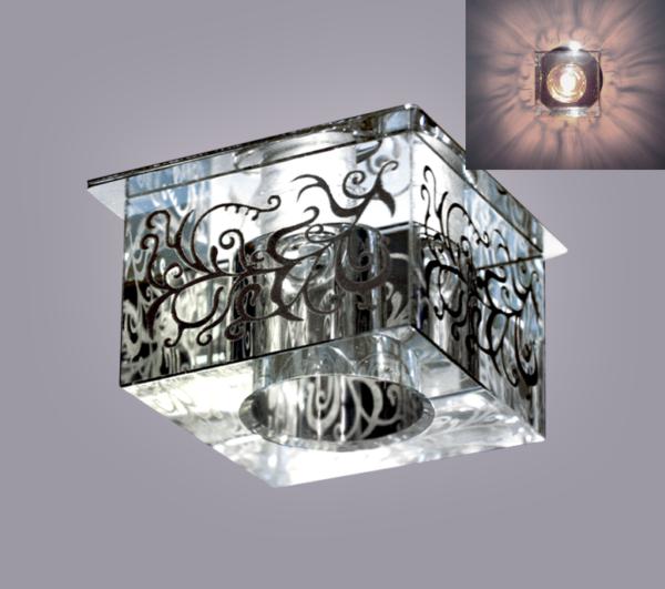 Светильник L23 – хром