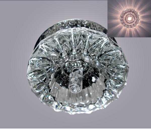 Светильник L25 – хром