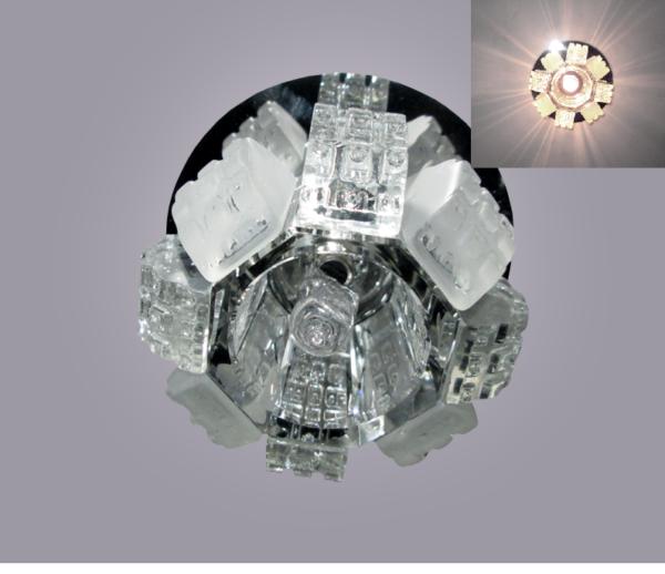Светильник L33 – хром