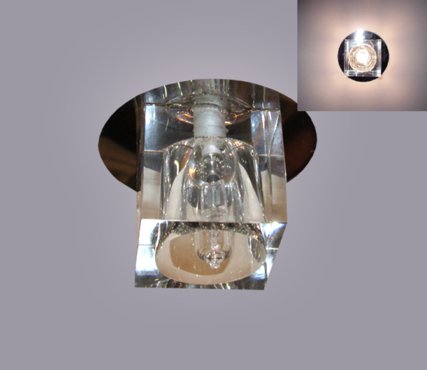 Светильник L34 – хром