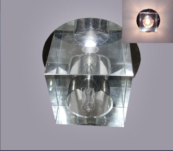 Светильник L35 – хром