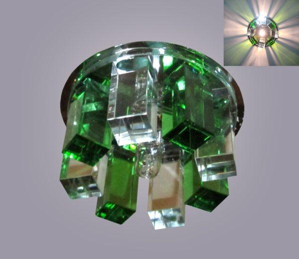 Светильник L40 – зеленый