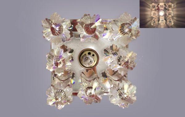 Светильник L52 – хром