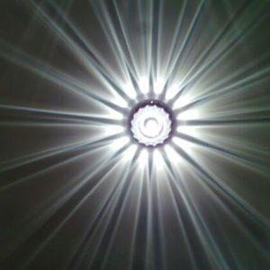Светильник «Арбуз» в интерьере