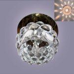 Светильник L01 – золото