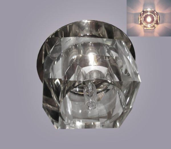 Светильник L07 – хром
