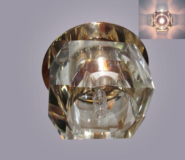Светильник L07 – золото