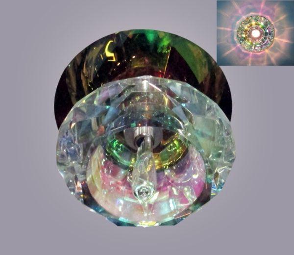 Светильник L08 – хром