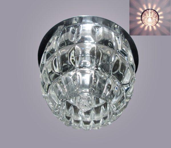 Светильник L10 – хром