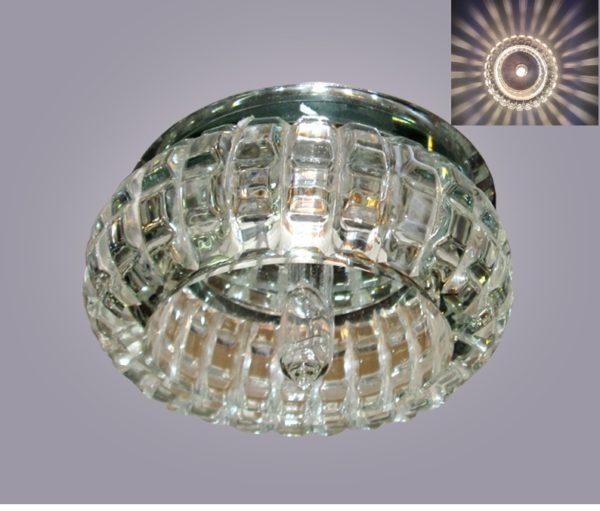 Светильник L12 – хром