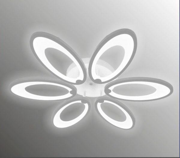 Люстра светодиодная 8008-6В-60W