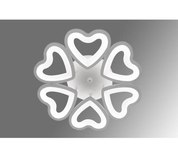 Люстра светодиодная 8019-6В