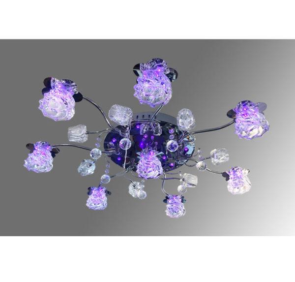 Люстра галогеновая Y0430-15