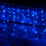 Новогодняя гирлянда 400 LED, 10 м