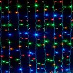 Новогодняя гирлянда 200 LED, 1,5 x 2 м