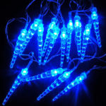 Новогодняя гирлянда 40 LED, 4 м