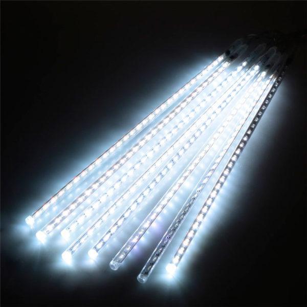 Гирлянда «Сосульки» 6 LED, 50 см