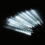 Гирлянда «Сосульки» 8 LED, 30 см