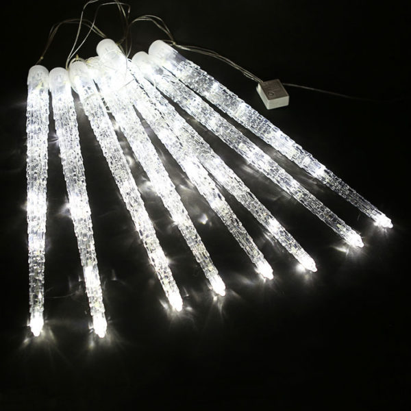 Гирлянда «Сосульки» 8 LED, 20 см