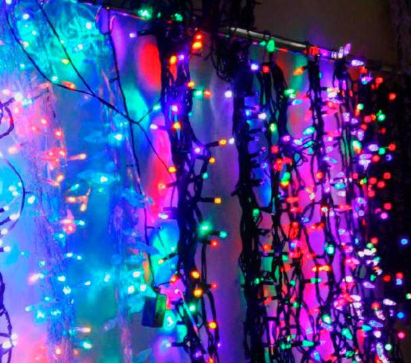 Гирлянда «Верёвка» 320 LED RGB