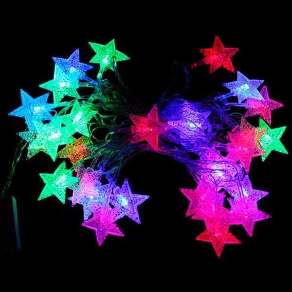 Гирлянда «Звёзды» маленькие