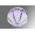 Люстра светодиодная 3536-300 с подсветкой и ПУ