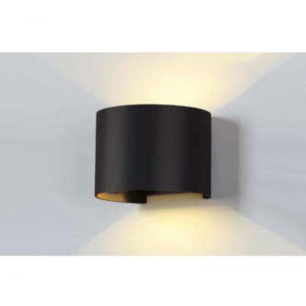 Настенный светильник b018-chernyy