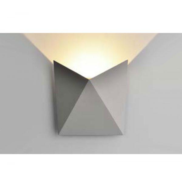 Настенный светильник b021-seryy