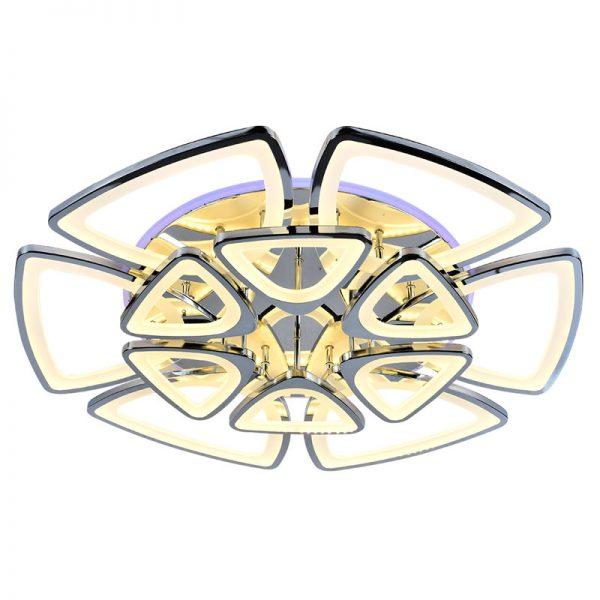 Люстра светодиодная 1264/6+6 CHR