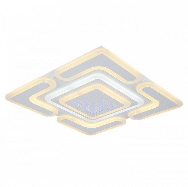 Люстра светодиодная 1812 WHT