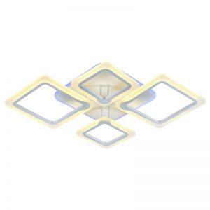 Люстра 8850/4 WHT с пультом ДУ