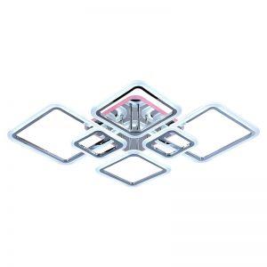 Люстра 8850/6 CHR с пультом ДУ