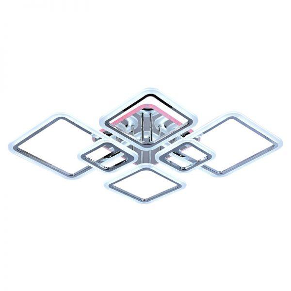 Люстра светодиодная 8850/6 CHR