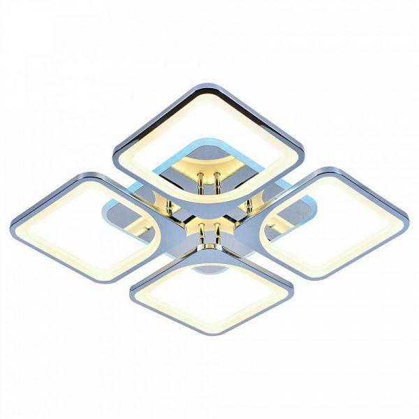 Люстра светодиодная 10005/4 CHR