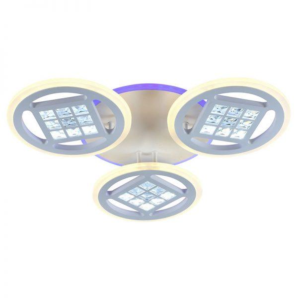 Люстра светодиодная 18030/3 WHT
