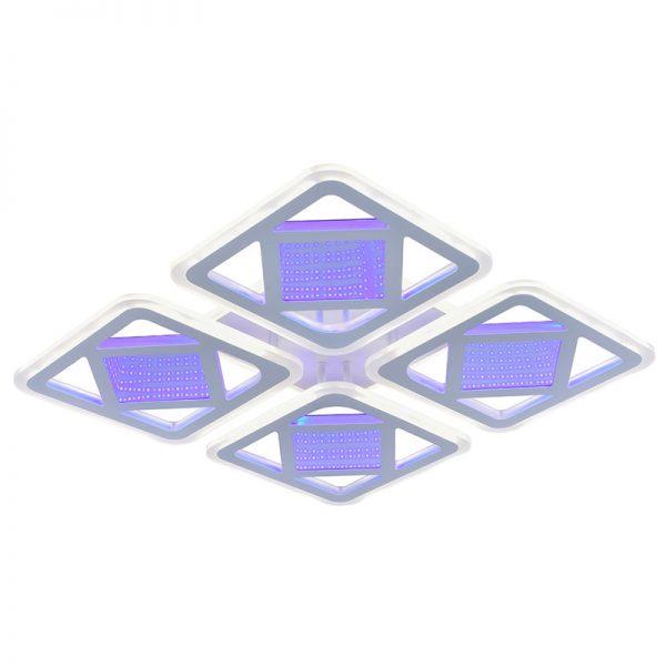 Люстра светодиодная 8012/4 WHT