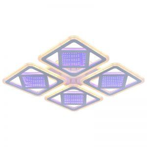 Люстра 8012/4 WHT с пультом ДУ