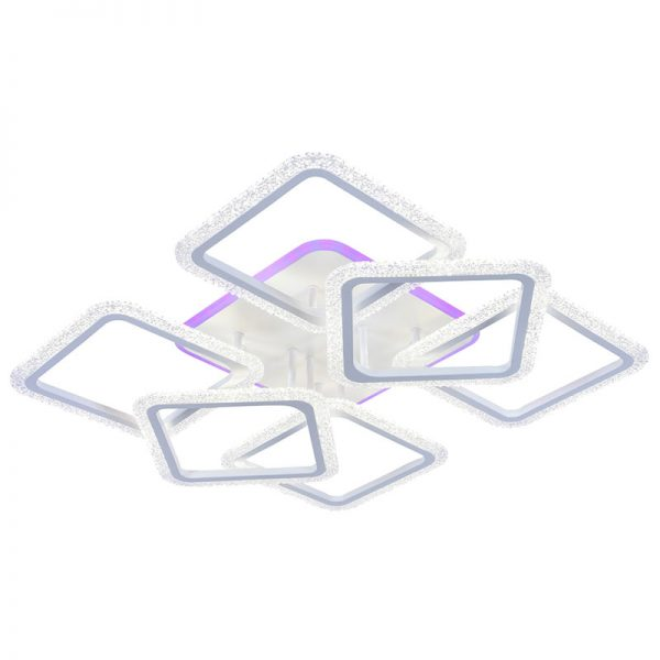 Люстра светодиодная 8015/6 WHT